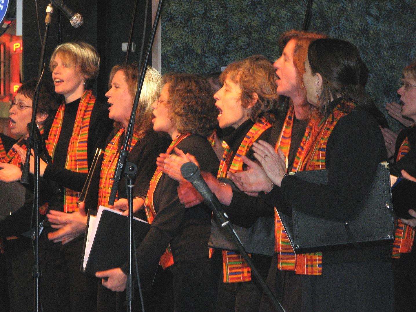 peace chorus